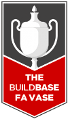 Buildbase FA Vase logo courtesy & copyright the Football Association