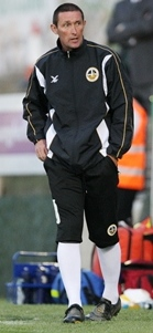 returning Truro City boss Lee Hodges image courtesy and copyright DAVE ROWNTREE