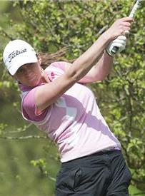 2013 English Women's amateur champion Sarah-Jane Boyd, image copyright and courtesy leaderboard photography.com