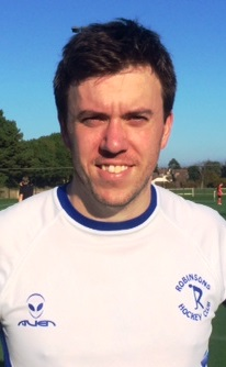 Clifton Robinsons mens player-coach Matt Plimmer