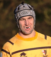 Ben Ievers London Cornish RFC courtesy & copyright Ben Gilby