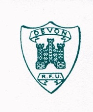 devon rugby football union badge
