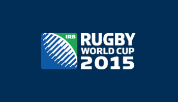 IRB Rugby World Cup 2015 logo
