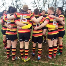Saltash RFC huddle image South West Sports News