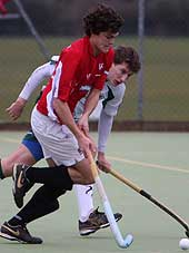firebrands versus university of exeter hockey