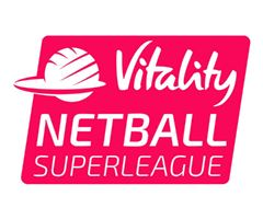 Vitality Netball SuperLeague logo 2017