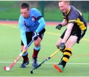 OPM vs PGSOB men's regional hockey