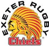 Exeter Chiefs Rugby crest/logo/badge