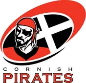 cornish pirates rugby logo